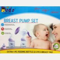 Manual Breast Pump Dodo