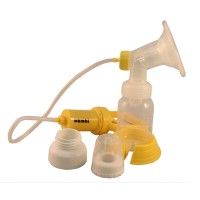 Bambi Silicone Manual Breast Pump Set