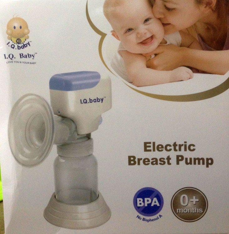 IQ Baby Electric Breast Pump 17070016