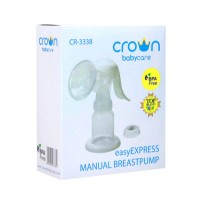 Manual Breast Pump Crown