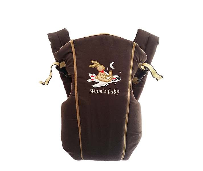 MBG2001 Gendongan Bayi (Baby Carrier with Lid Embro) Coklat
