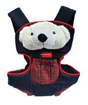 MBG2005 Baby Carrier with Doll Added