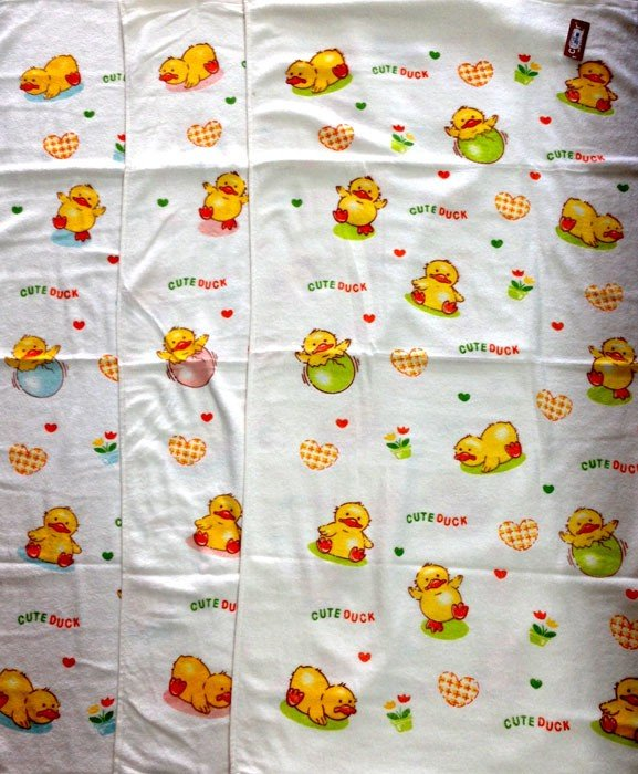 Handuk Baby Chalmer Duck