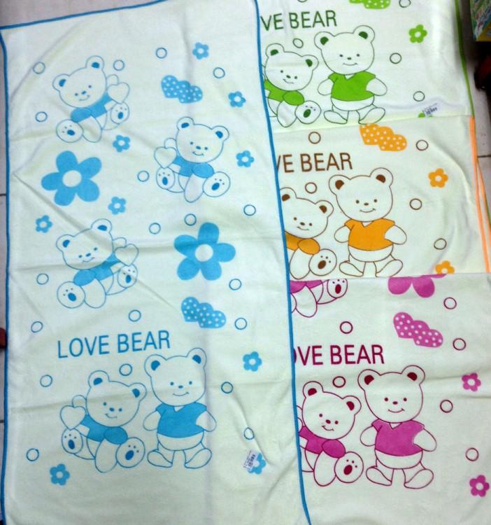 Handuk Baby Sweet Love Bear 17110155
