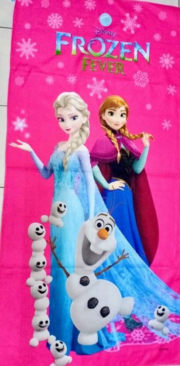 Handuk Karakter Frozen 18100150