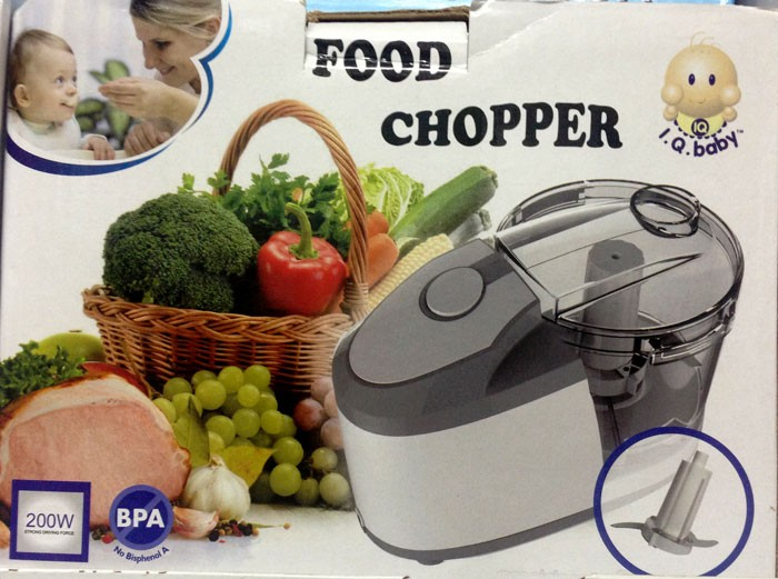 IQ Baby Food Chopper