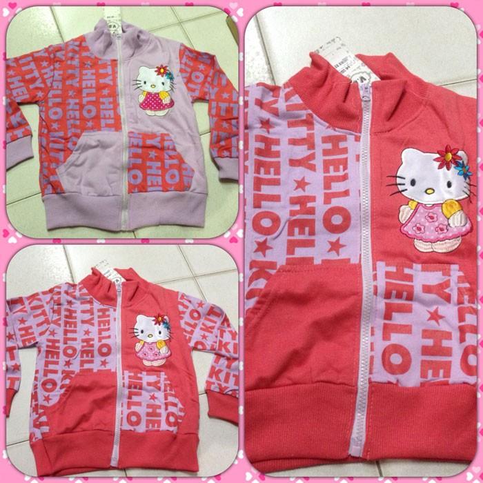 Jaket Hello Kitty 1/3 15020083