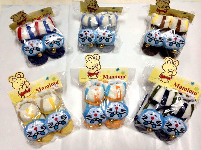 Kaos Kaki Pingoo Boneka Doraemon