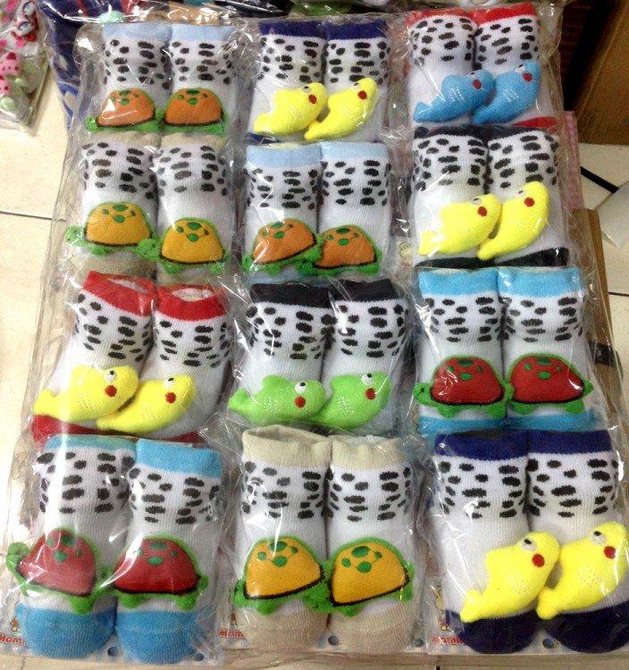 Kaos Kaki Boneka Animals 17100060