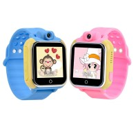 Wonlex WCDMA 3G Kids GPS Watch GW1000