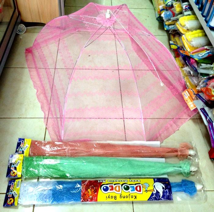 Kelambu Payung Bayi Deo Deo