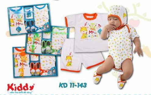 Kiddy Baby Set 11143