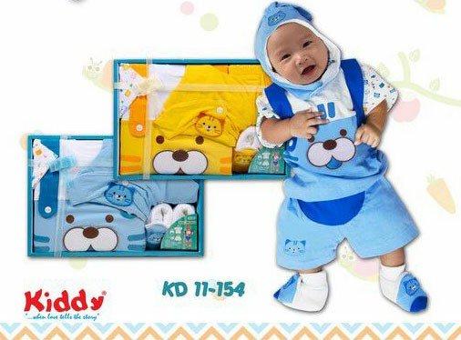 Kiddy Baby Set 11154