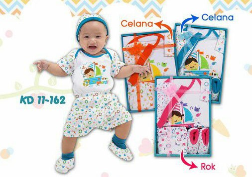 Kiddy Baby Set 11162