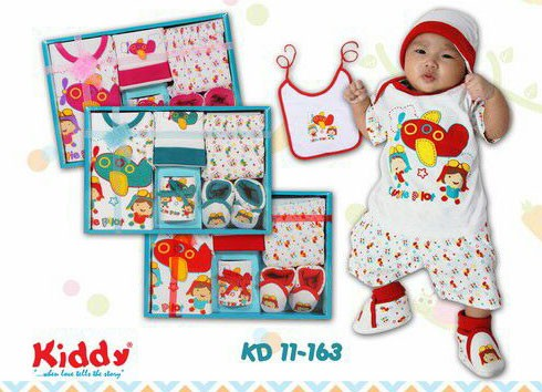 Kiddy Baby Set 11163