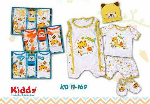 Kiddy Baby Set 11169