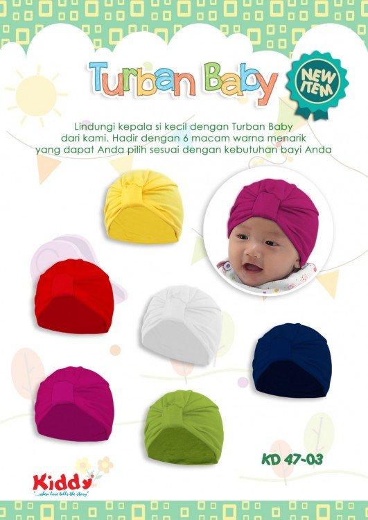 Turban Bayi Kiddy 18100103
