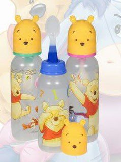 Botol Sendok Disney Pooh 260ml