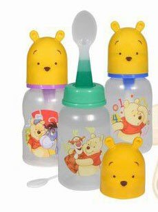 Botol Sendok Disney Pooh 140ml