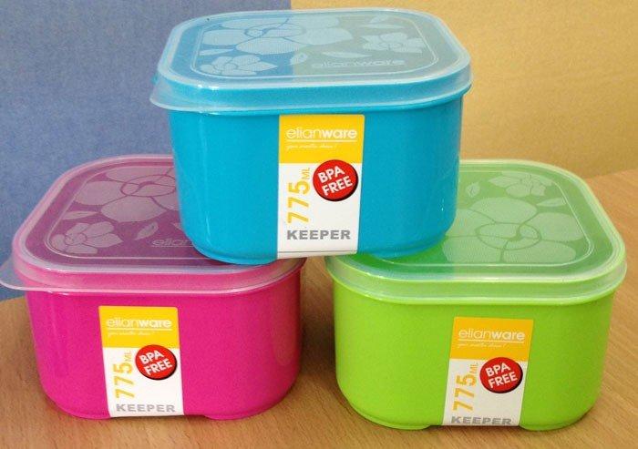 Kotak Makan BPA Free