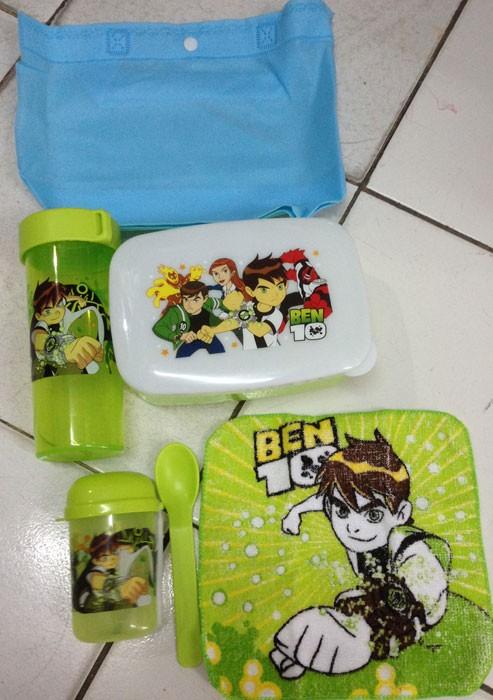 Kotak Makan Set Ben10 14080180