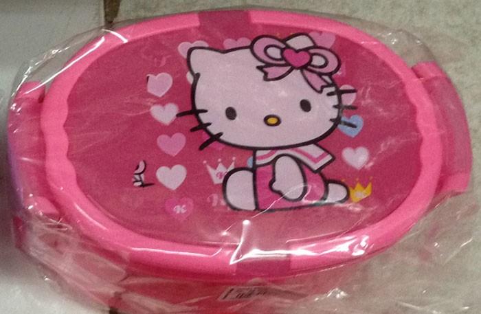 Kotak Makan Oval Hello Kitty 14100062