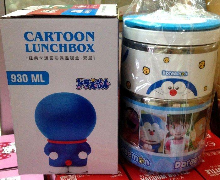 Rantang 2 Susun Doraemon Stainless 16110108