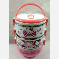 Rantang 3 Susun Hello Kitty Stainless 17010022