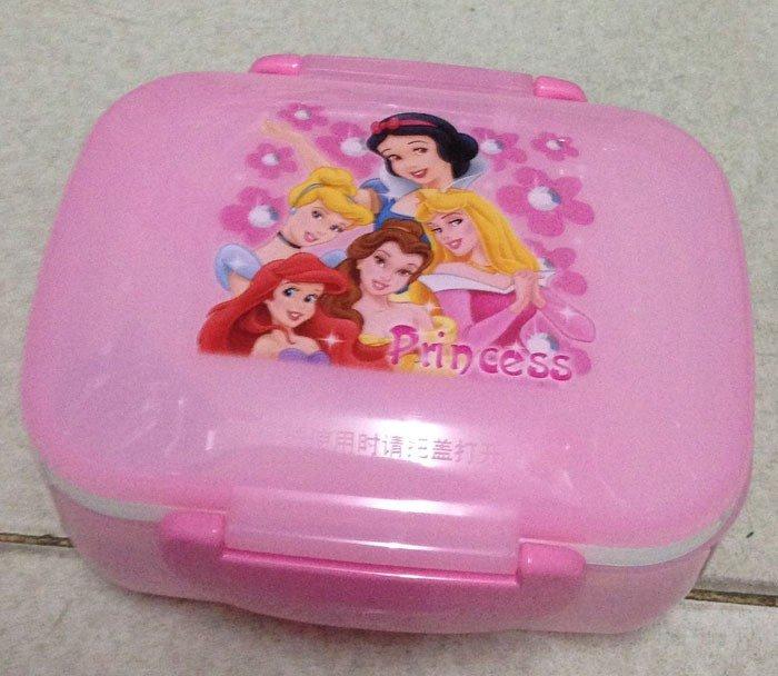Kotak Makan Princess