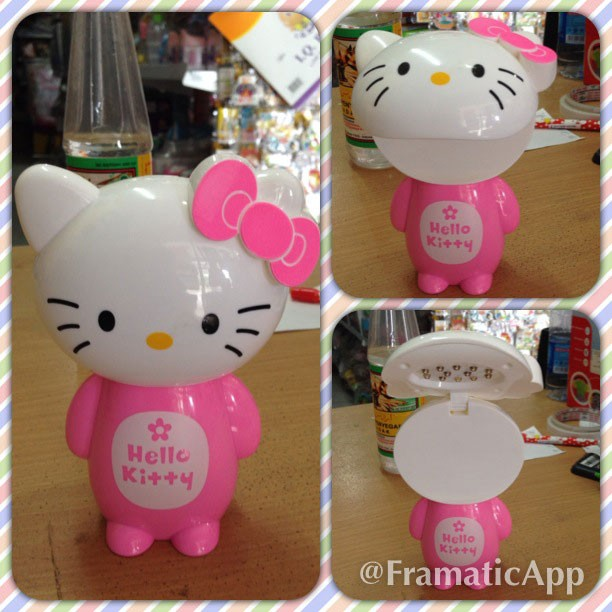 Lampu Hello Kitty 13080027-02