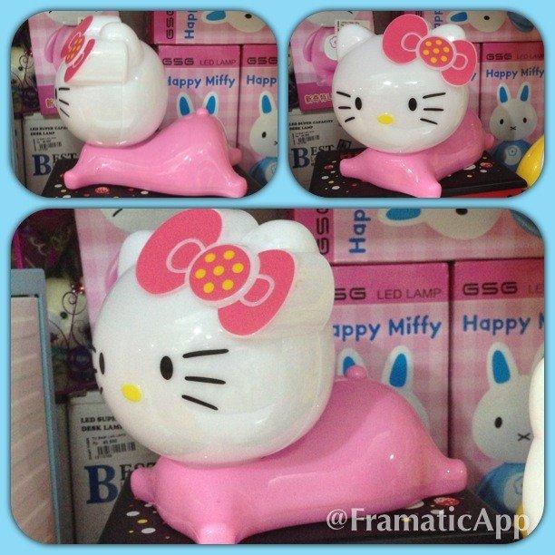 Lampu Hello Kitty 14030050