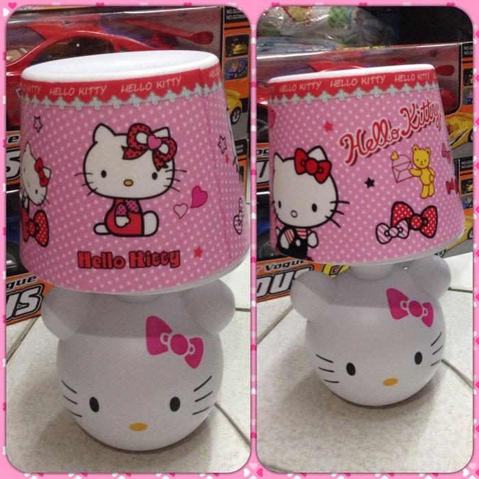 Lampu Tidur + Celengan Hello Kitty 01
