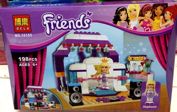 Lego Friends 198pcs