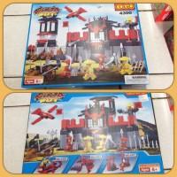 Lego COGO Ninja Bot