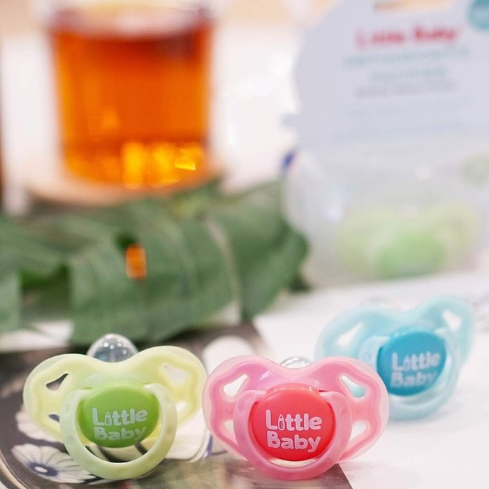 Empeng Bayi Little Baby S (Orthodontic Pacifier)