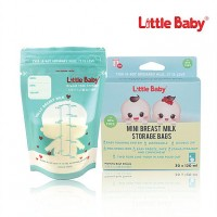 Kantong ASI Little Baby 120ml BPA Free (30pcs)