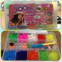 Loom Bands Friendship Loom