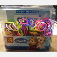 Loom Bands Frozen Basic Weaving