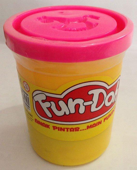 Fun Doh Compound 250gr Pink