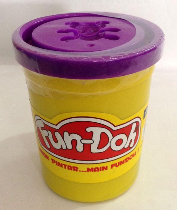 Fun Doh Compound 250gr Purple