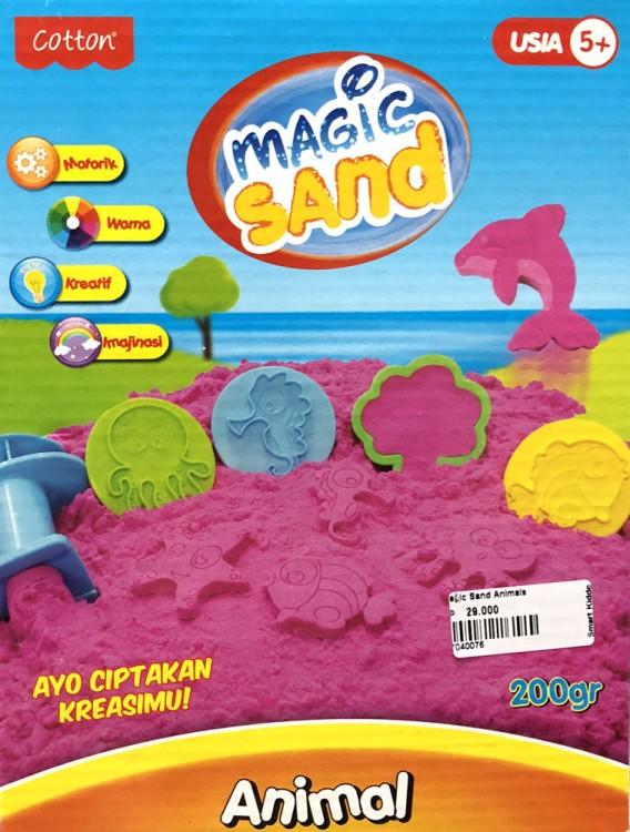 Fun Doh Magic Sand Animals