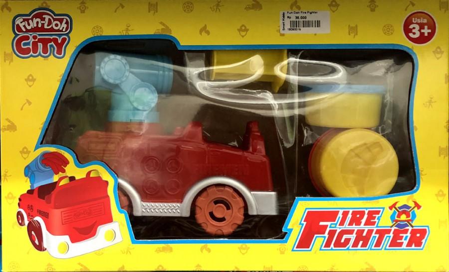 Fun Doh Fire Fighter 18090018