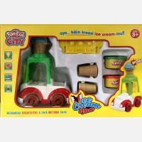 Fun Doh Ice Cream Van 18090019