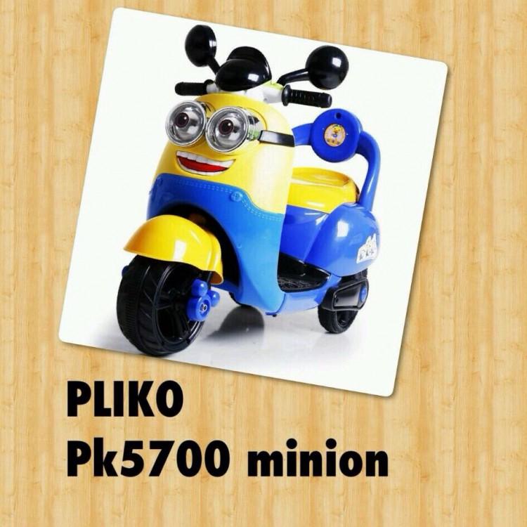 Motor Aki Pliko Minion PK5700