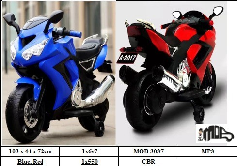 Motor Aki CBR MOB3037