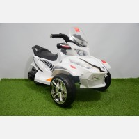 Motor Aki Fox (BRP CAN-AM Spyder)