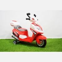 Motor Aki Vario Merah
