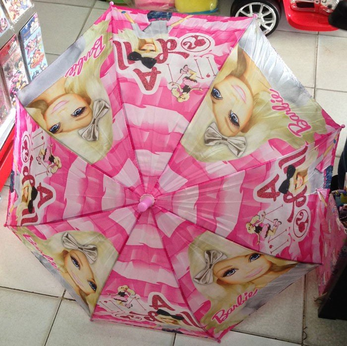 Payung Kuncup 14030006 Barbie 01
