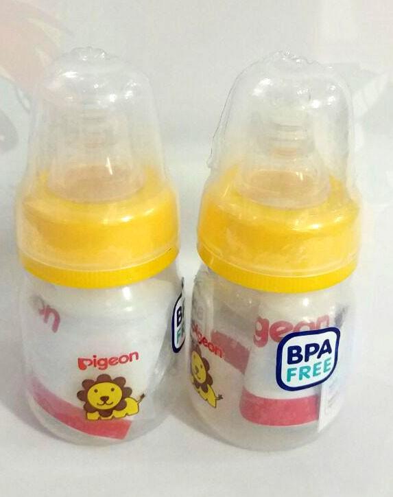 Botol Susu Pigeon 50ml Standard Peristaltic Nipple