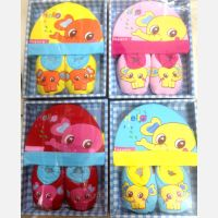 Topi + Sepatu Set Mamimu Hello Elephant 17080144